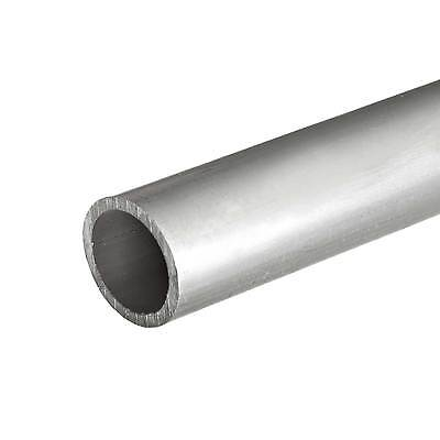 """6063-T5 Aluminum Round Tube 5/8"""" OD x .065""""W x 60"""" - Clear Anodized"""