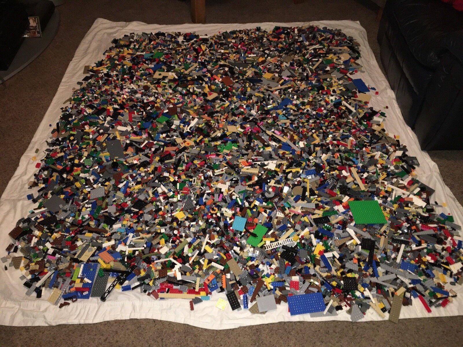 3000+ Clean aléatoire % LEGO  lot pièces mixtes vrac tige éducatif LEGO  économiser 50% -75% de réduction