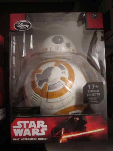 Disney Star Wars BB-8 Astromech Droid Talking Figure  9.5/""