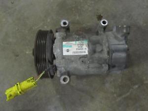 Details about 09 BMW MINI COOPER AC A/C Air Conditioning Compressor thru  9/08 2578433-01