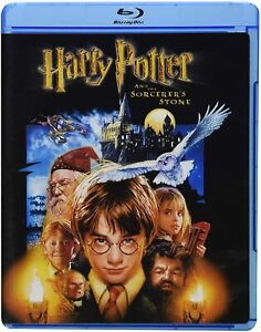 Harry-Potter-And-The-Sorcerer-039-s-Stone-Blu-ray-Free-Shipping-In-Canada