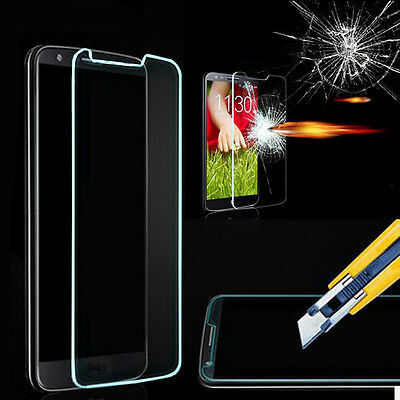 9H Clear Premium Tempered Glass Screen Protector Guard Film Shield for LG G2/G3
