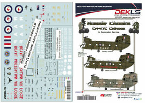 Decals-Australian-CH-47C-Chinook-RAAF-12-SQN-3-Options-1-48-Scale