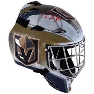 MARC-ANDRE-FLEURY-Autographed-Golden-Knights-Goalie-Mask-FANATICS