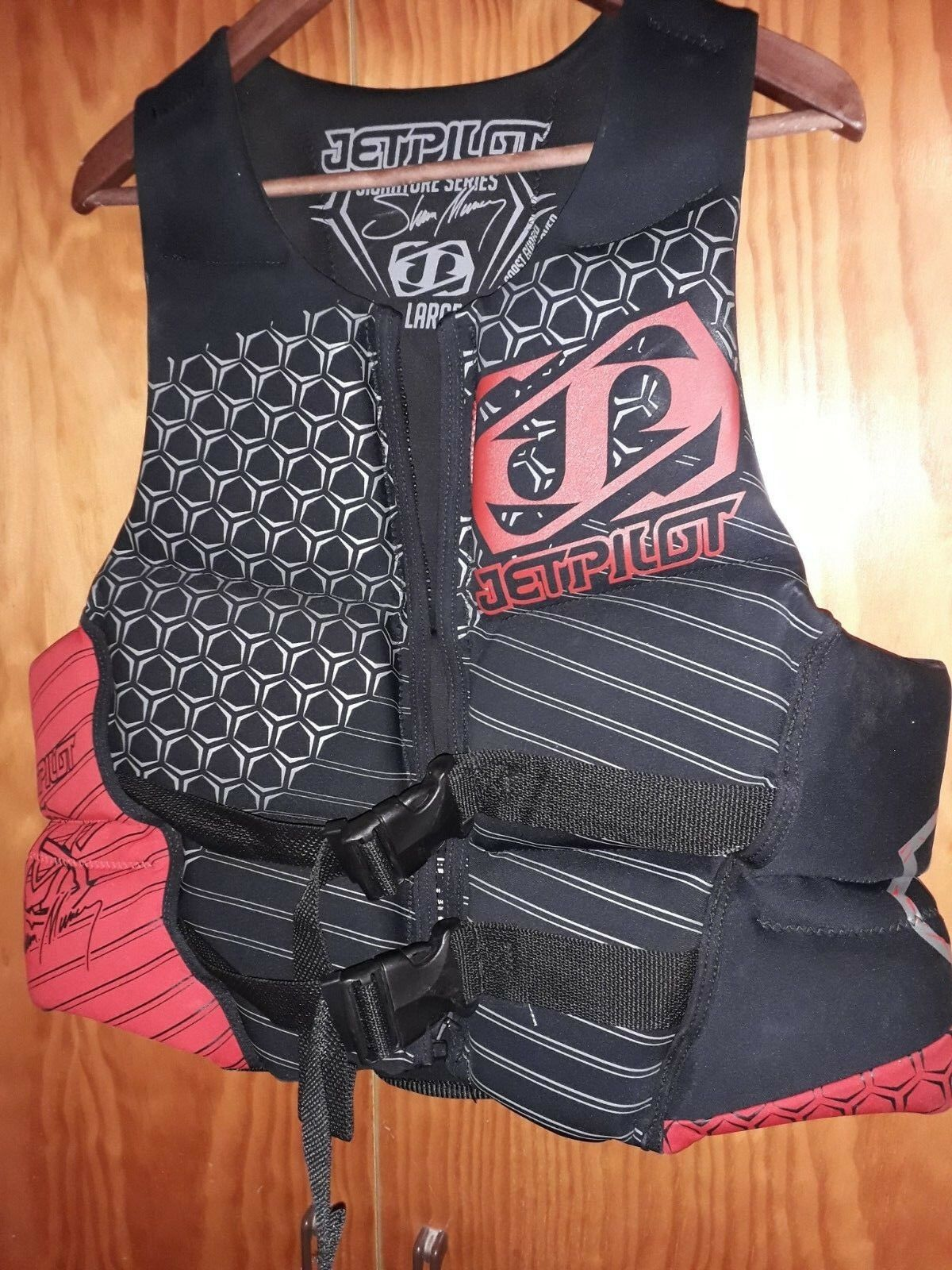 NEW Jet Pilot Signature Series US COST GUARD XL Life Jacket Chaqueta Salvavidas