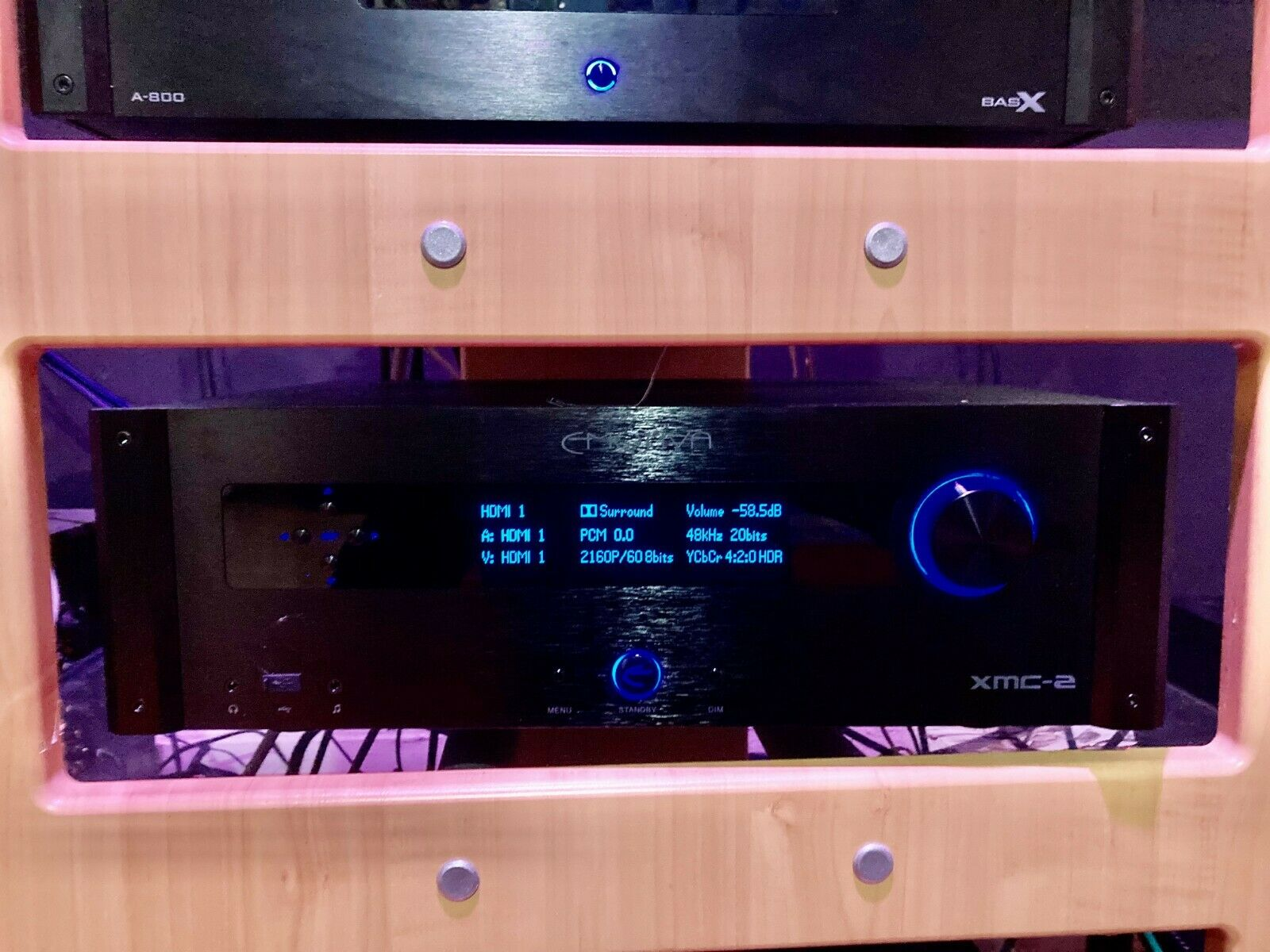 Emotiva XMC-2 16-Channel Home Theater Processor with DIRAC Live. Available Now for 2300.00