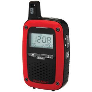 First-Alert-Portable-AM-FM-Digital-Weather-Radio-w-S-A-M-E-Weather-Alert