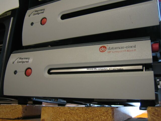 Datamax MP Compact4 Compact 4 Mark II 200Dpi Drucker