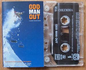 VARIOUS-ODD-MAN-OUT-SONY-TV5MC-1995-COMPILATION-CASSETTE-SNOWBOARD-BRITPOP