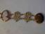 18CT-Gold-Hardstone-Cameo-Turquoise-Bracelet thumbnail 1