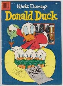L6927-Walt-de-Disney-Pato-Donald-44-VG-F-Estado