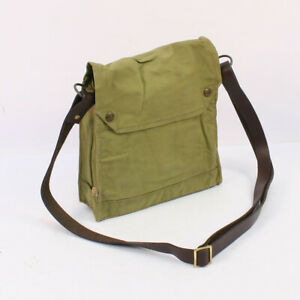 Indiana-Jones-MKVII-Gas-Mask-Bag-with-Leather-Strap-BE1132