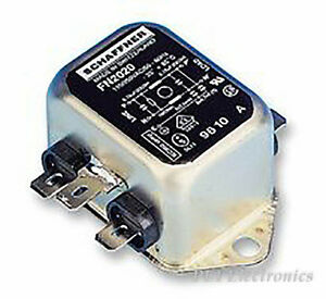 SCHAFFNER-FN2020-16-06-Filter-16A-Chassis