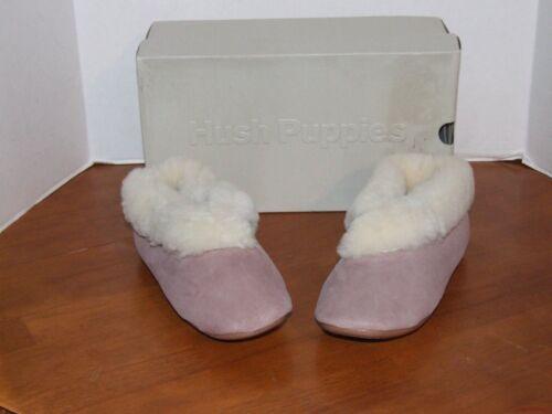 taglia 10 Rose pantofole Puppies Hush Sarah blu o xqYAWBwf