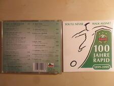 Edi Finger jun., Andy Marek/You'll never walk alone 100 Jahre Rapid 1899-1999/CD