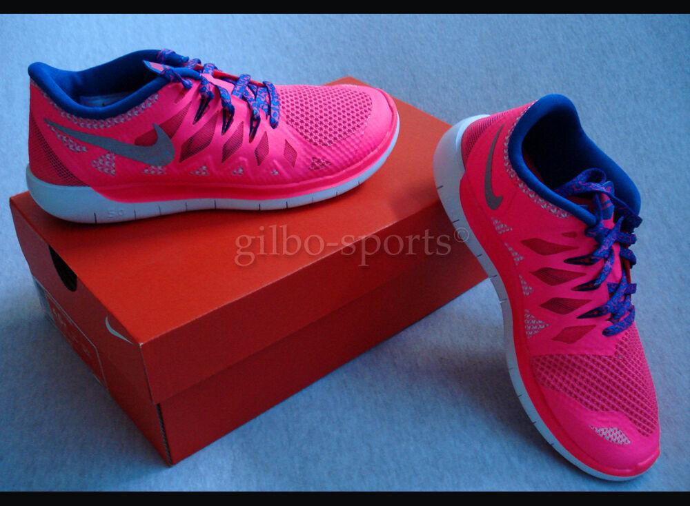 Nike Free 5.0 (GS) Pink Gr. 36 Neu 644446 601