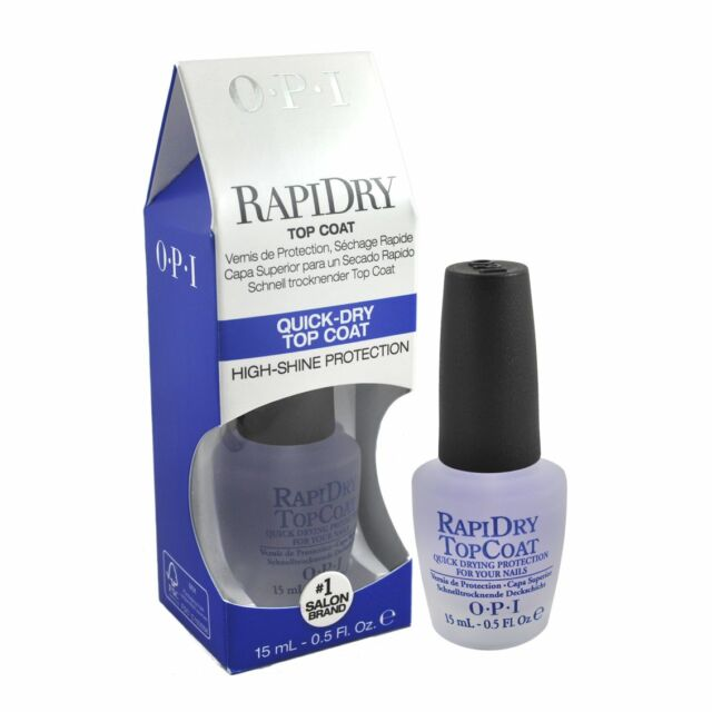 Opi RapiDry Top Coat 0.5oz/15ml