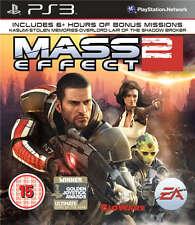 MASS EFFECT 2 ~ PS3 (in ottime condizioni)