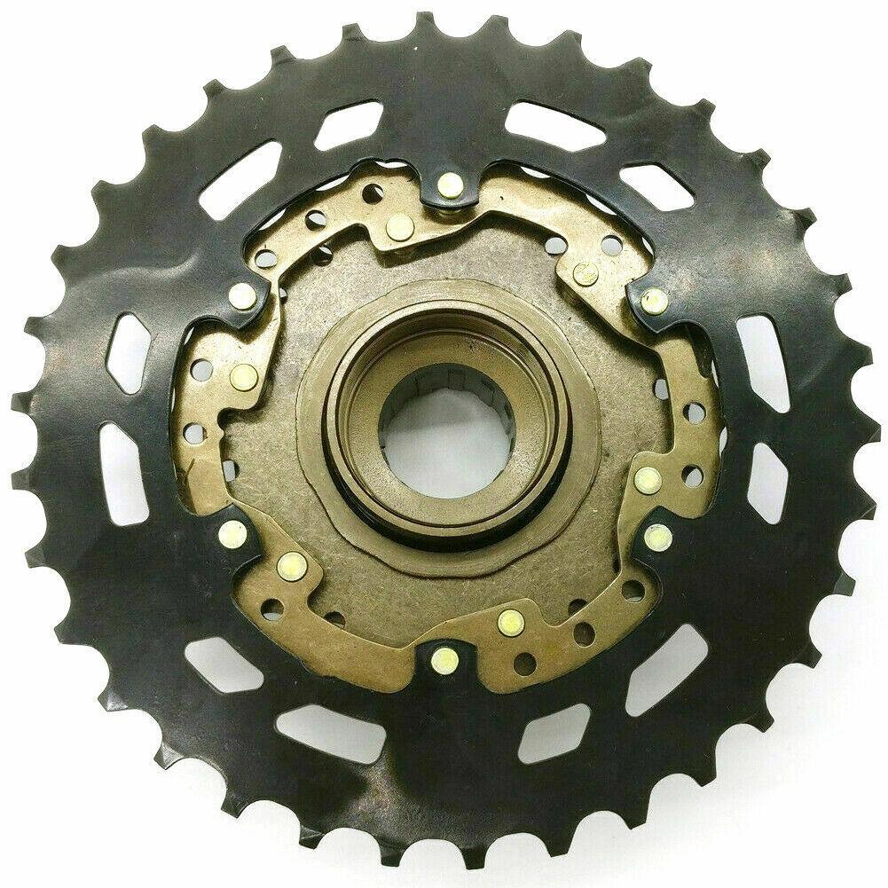 14-34T Shimano MF-TZ31 7 Speed MegaRange Cassette Screw On Freewheel