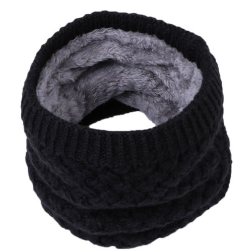 Children Winter Warm Scarf Boys Girls kids Baby Knitted Collar Neck Scarves