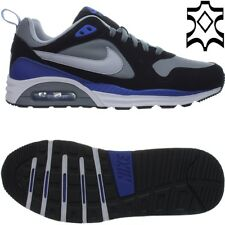 9f665189e605 item 1 Nike AIR MAX TRAX LEATHER men s casual shoes trainers white black  leather NEW -Nike AIR MAX TRAX LEATHER men s casual shoes trainers white  black ...