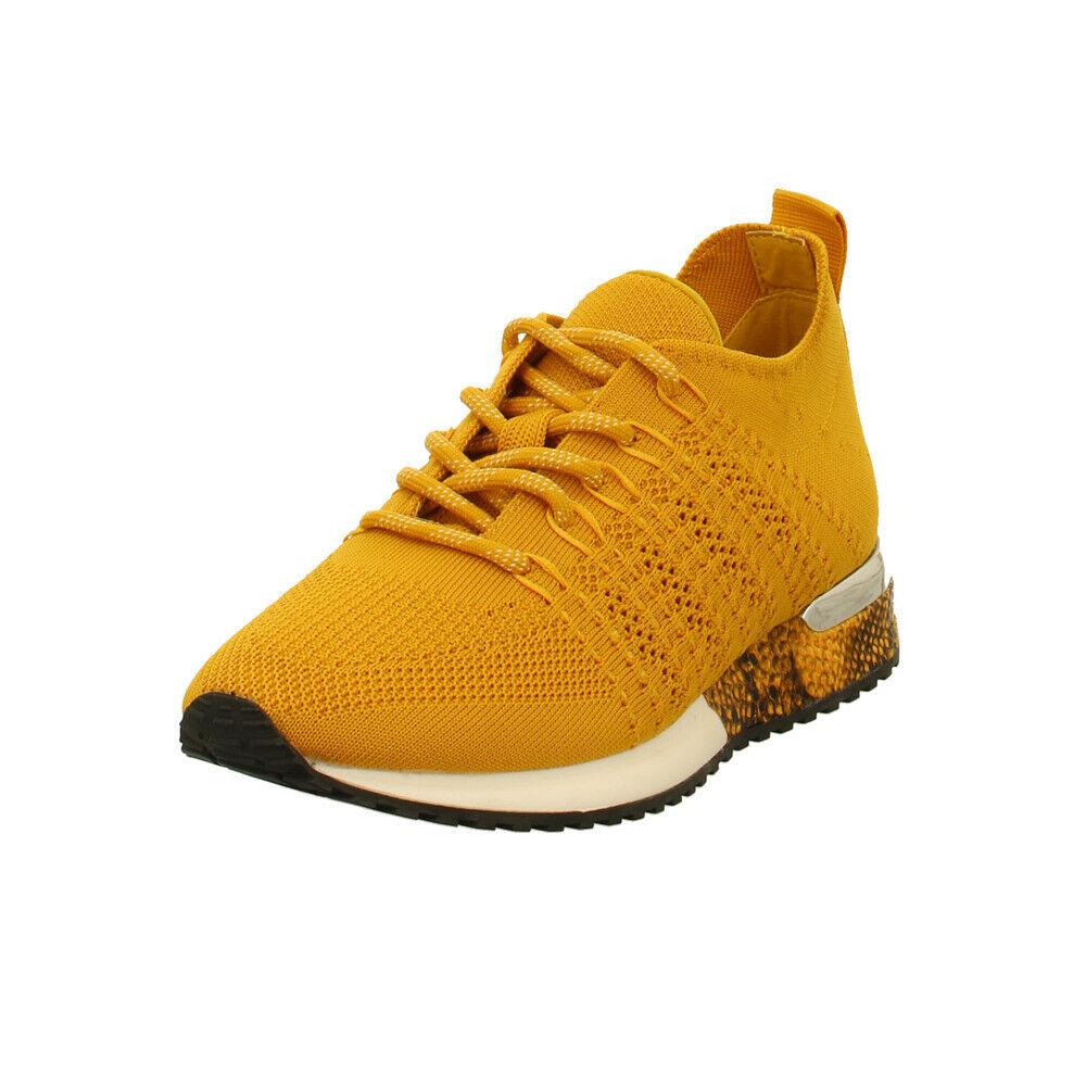 La Gelbe Turnschuhe Textil 1832649 4581 Damänner Strada