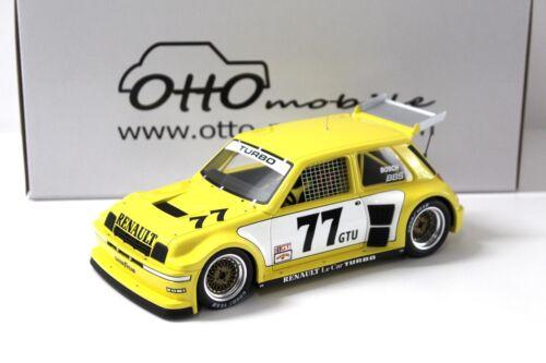 1:18 Otto renault le car Maxi Turbo r5 IMSA 1981 #77 New en Premium-modelcars