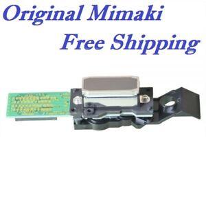2pcs Epson Dx4 Eco Solvent Print Head 1000002201 Original Roland Dx4