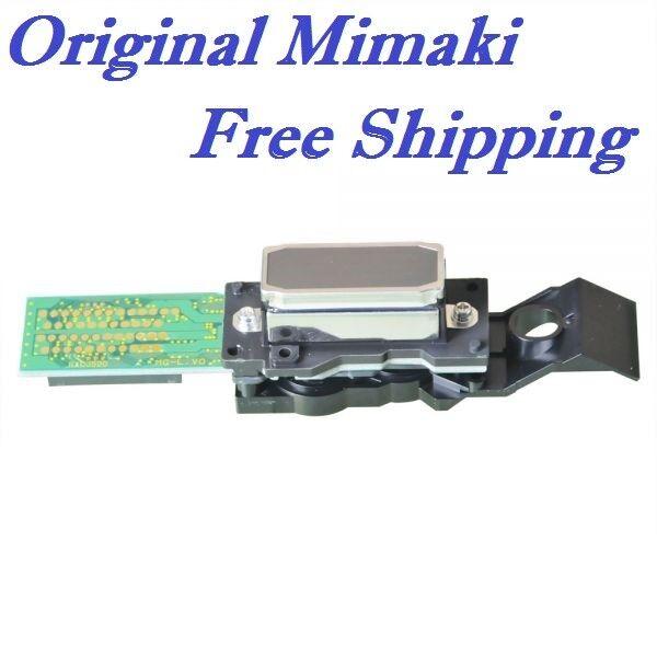 100% Original Mimaki JV3 Eco Solvent Printhead (DX4) - M004372 High Quality