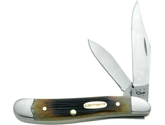 Case Carhartt USA Made Cutlery 36310 Peanut 2-7/8″ New Knife