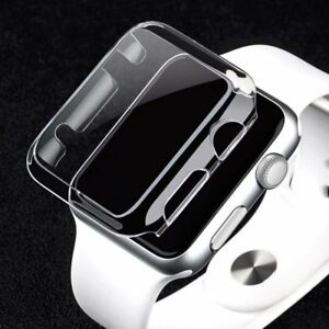 Apple-Watch-Series-3-Screen-Protector-iWatch-38mm-Cover-Bumper-Case-Protection