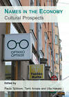 Names in the Economy: Cultural Prospects by Cambridge Scholars Publishing (Hardback, 2013)