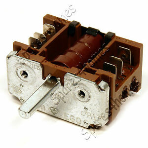 Genuine-Flavel-Horno-Top-Grill-Interruptor-Selector-FN10FRS-ML10FRK-ML10FRS