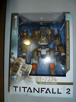 """Titanfall 2 BT-7274 w/ Pilot Jack Cooper 10"""" Deluxe Figure ..."""