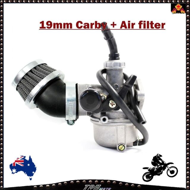19mm Carby Carburettor air filter 50cc 70cc 110cc ATV QUAD DIRT PIT Bike BUGGY