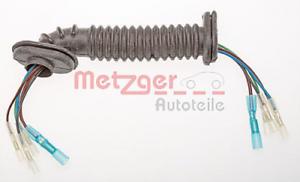 Kofferraumdeckel Kabelreparatursatz Heckklappe METZGER 2320036 Rechts