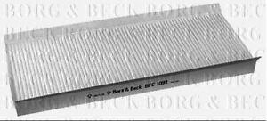 Borg-amp-Beck-Kabine-Pollen-Filter-fuer-Ford-Plateau-Fahrwerk-Transit-2-0-63KW