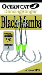 OCEAN-CAT-Assist-Hook-Black-Mamba-Circle-Hook-Jigs-Jigging-Fishing-Hooks-Tackle