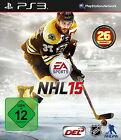 NHL 15 (Sony PlayStation 3, 2014, DVD-Box)