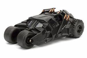 1-32-Jada-2008-Batman-El-Caballero-De-La-Tumbler-Batmobile-Diecast-Negro-98232