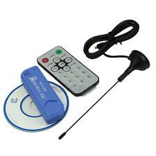 Quality USB 2.0 Digital DVB-T SDR+DAB+FM HDTV Tuner Receiver RTL2832U+R820T2 SCA