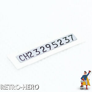 GameBoy-Color-Serial-Number-Sticker-Seriennummer-Label-ID-EU-Nummer-GBC-Game-Boy
