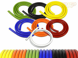 Silicone-Vacuum-Hose-Radiator-Rubber-Air-Vac-Coolant-Pipe-Tube-PRICE-PER-1M