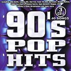 90's Pop Hits by Various Artists (CD, Oct-2002, 3 Discs, Immediate (Sony Special Products))