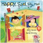 Happy Sad Silly Mad by John Seven 1449422292 Accord Publishing 2012