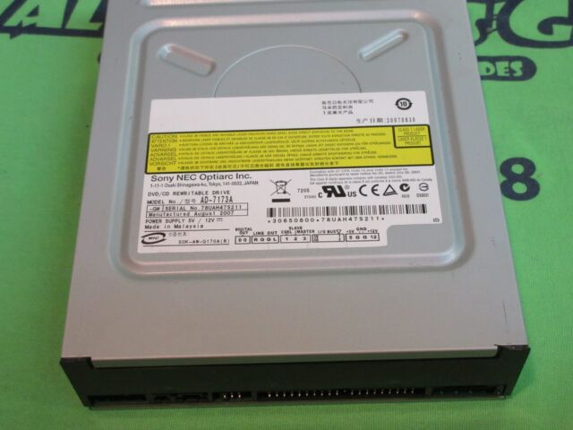 NEC AD-7173A P-ATA Drivers for Mac Download