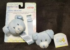 Keepsakes & Baby Announcements Baby Teddy Bear ~ Pacifier ~ Rattle ~ Jingle Bell Ornament ~ Lot Of 6