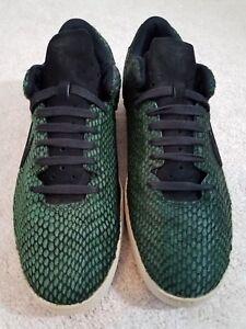 quality design 79b0a e5d80 Image is loading Nike-Kobe-8-NSW-Lifestyle-LE-Green-Snake-