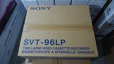 Sony Svt 96lp Time Lapse Video Recorder New