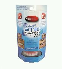 ORIGINAL FLEXIBLE ULTRA THIN PERFECT INSTANT SMILE TEETH press on veneers covers